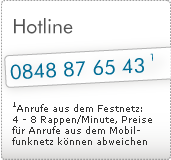 Hotline 0800 11 9 3000